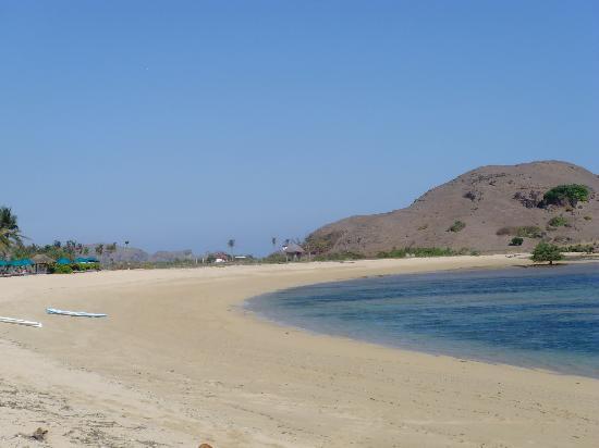 Novotel Lombok: la plage