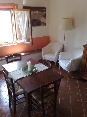 Castelnuovo Berardenga, Italy: Appartamento Rosa