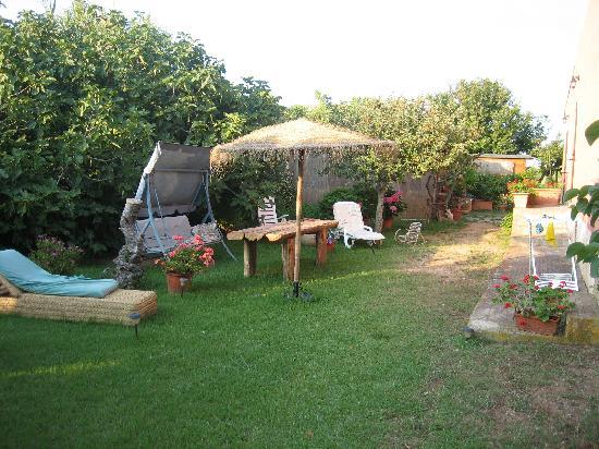 B&B Mare&Natura: giardino