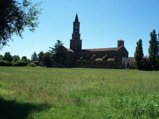 Parco Agricolo Sud Milano: Abbazia di Chiaravalle