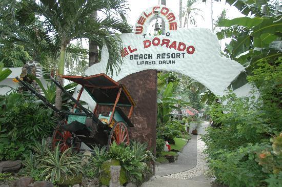 El Dorado Beach Resort: EIngangsbereich
