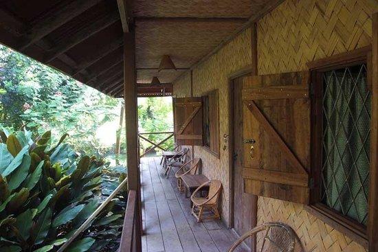 Maylyn Guest House: Balcony