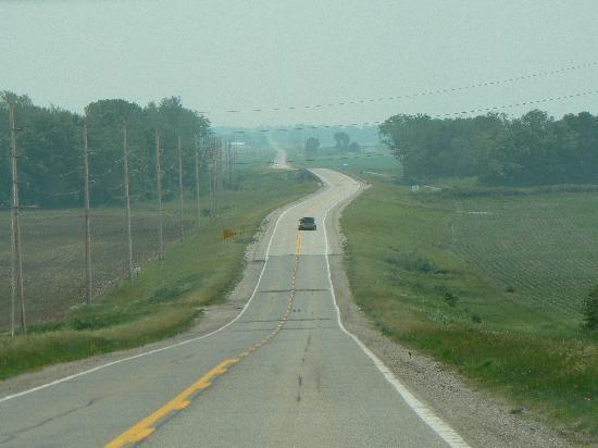 Estados Unidos: Weit ist der Weg... von Chicago Richtung Süden