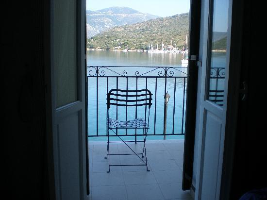 Omirikon Hotel: sea view