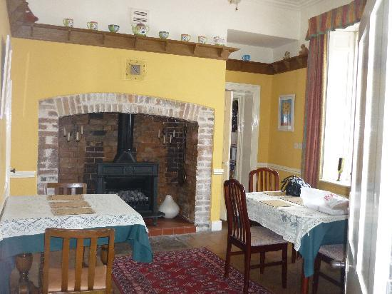 The Old Rectory B&B: Breakfast Room