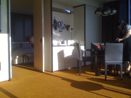 Crown Metropol Melbourne: loft