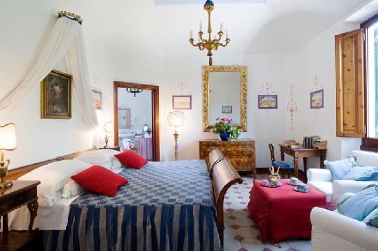 Villa Giulia: A Junior suite