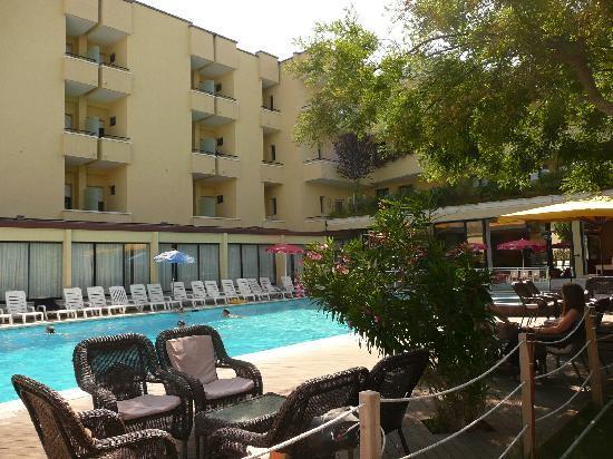 Park Hotel Kursaal: piscine