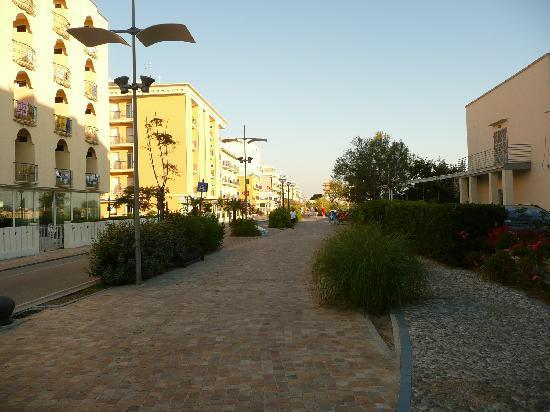 Park Hotel Kursaal: le front de mer
