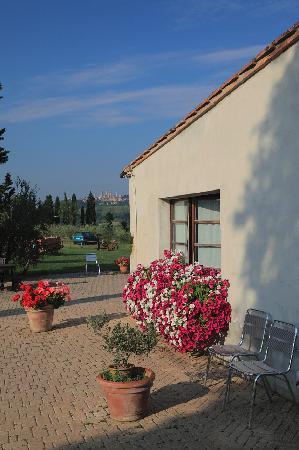 Agriturismo Il Vecchio Maneggio: Main building of Il Vecchio Maneggio