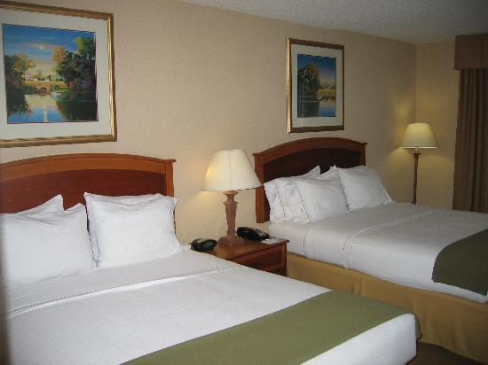 弗洛倫斯 95 號州際公路和 20 號州際公路市政大廳智選假日飯店及套房照片