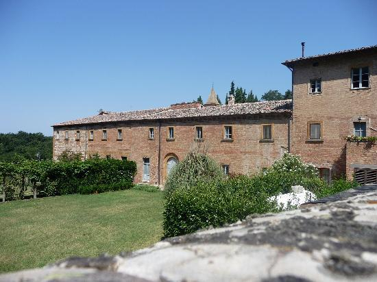 San Vivaldo, إيطاليا: Das alte Franziskanerkloster