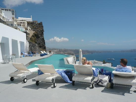 Grace Santorini Hotel New Infinity Pool