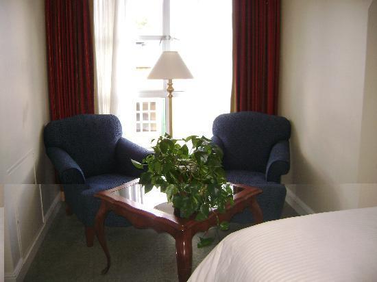 Lafayette Park Hotel & Spa: Bedroom