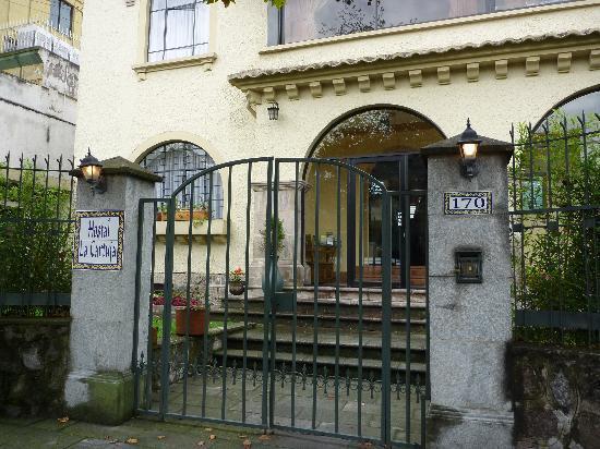 Hotel La Cartuja: Front Entrance