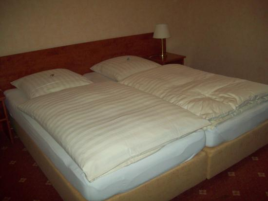Elmpt, Alemania: My 'single' room