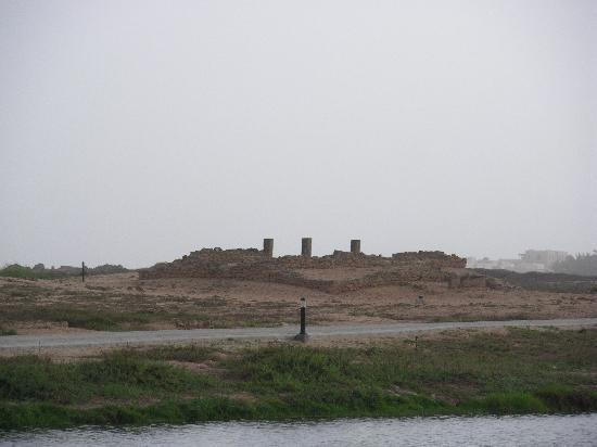 Museum Salalah : Ausgrabungen am alten Hafen