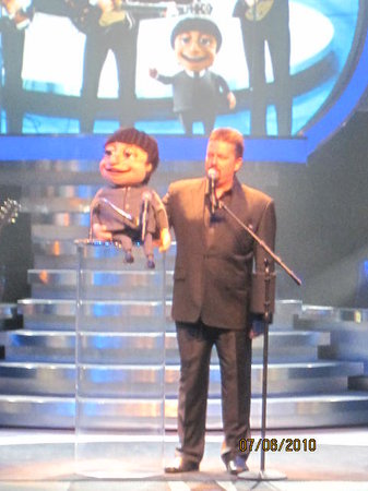 "Terry Fator - The Voice of Entertainment: Terry Fator and ""The Beatles"""