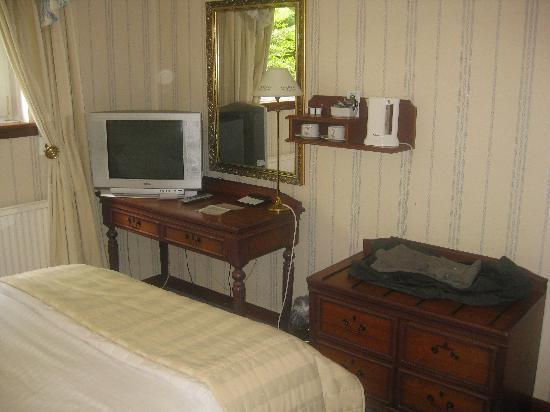 Avonbridge Hotel: the room
