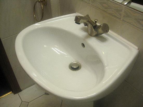 Avonbridge Hotel: sink