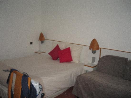 Novotel Biarritz Anglet : letti