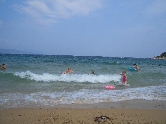 Koukounaries, Greece: Mandraki Beach