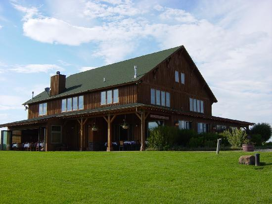 Gallatin River Lodge: Lodge