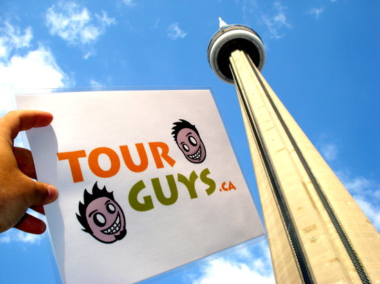 Tour Guys Toronto CN Tower