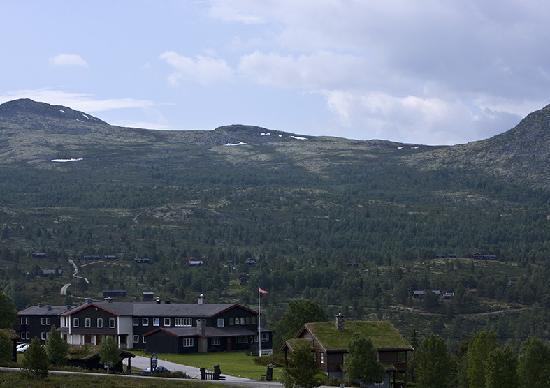 Hovringen, Norge: Oigardseter Mountain Lodge