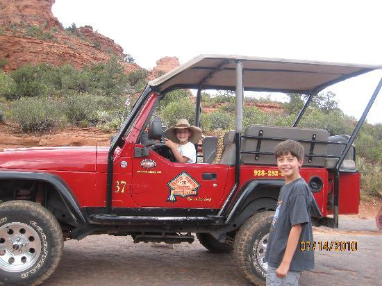 Attractive Red Rock Jeep Tours: Love The Red Rock Western Jeep Tours
