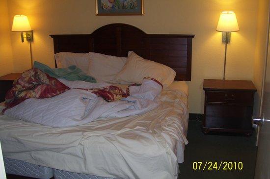Roxanne Towers: Bedroom