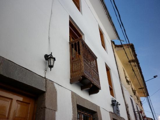 Hospedaje Casa Elena: balcone