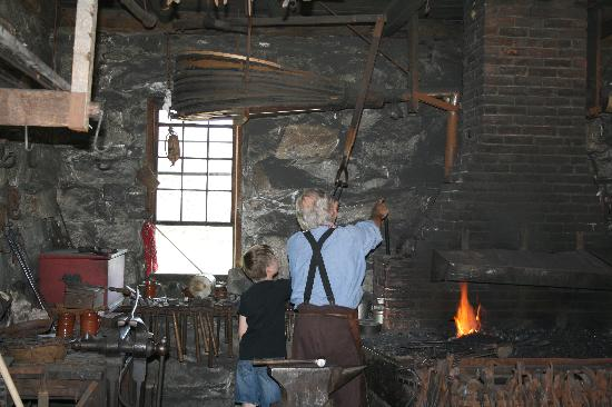 Old Sturbridge Village: OSV is a learning experience