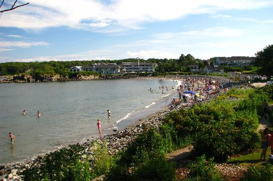 York Harbor, ME: Harbour Beach