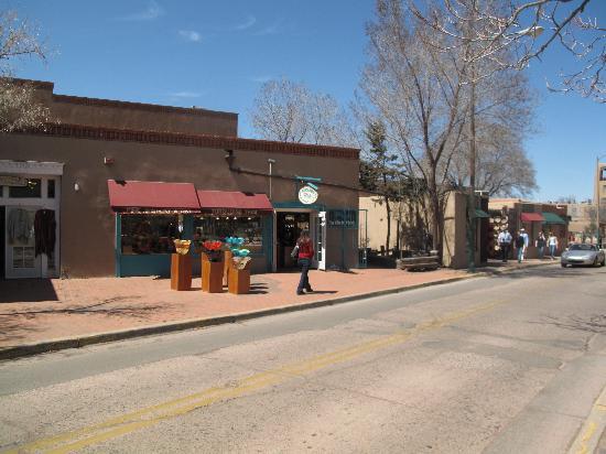 Garrett's Desert Inn : Shot of Garretts/Restaurant