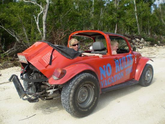 Cozumel, Mexico: Death Buggy!!!!!