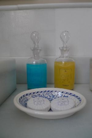 Casa Numero 7: Bathroom decoration (Shower Gel/Soap)