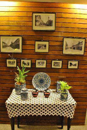 The Raintree Spa : sino-portuguese decoration