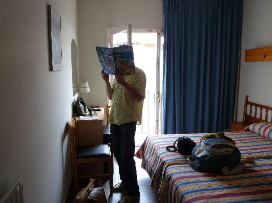 Hotel Norai: our room