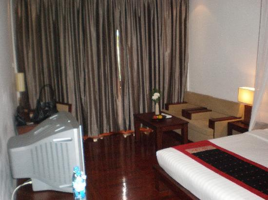 Green Park Boutique Hotel: Double Deluxe Room