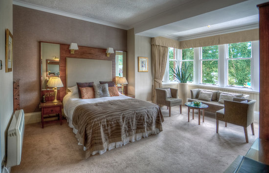 Auchrannie House Hotel Executive Room