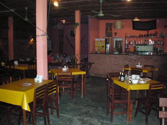 Khan Kham Restaurant: Inside