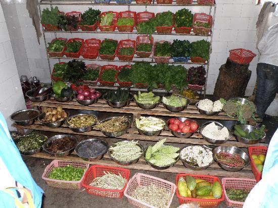 Jiang Yu Tan : Pick Your Vegetables