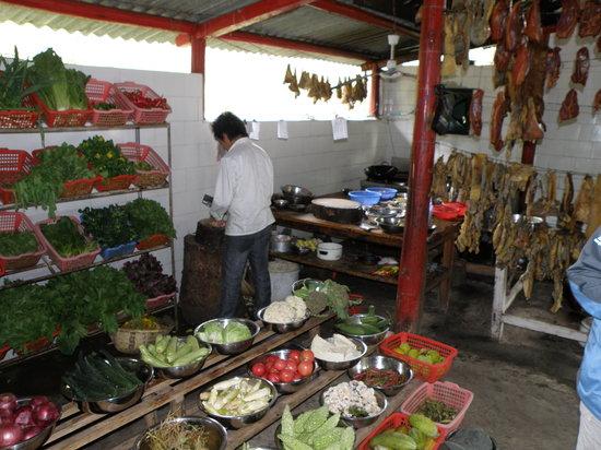 Jiang Yu Tan : Kitchen Area