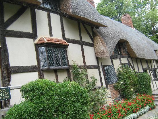 Avonpark House: Anne Hatheway's cottage