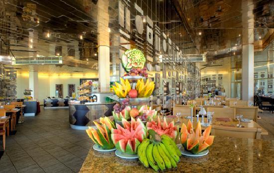 ترانسكورب هيلتون أبوجا: Transcorp Hilton Abuja-Bukka Restaurant