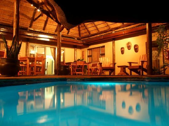 Leopard Corner Guest House: Leopard Corner offers warm hospitality, be it day or night.