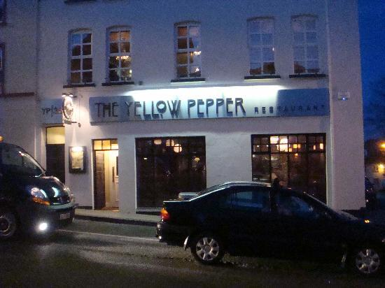 yellow pepper main street letterkenny