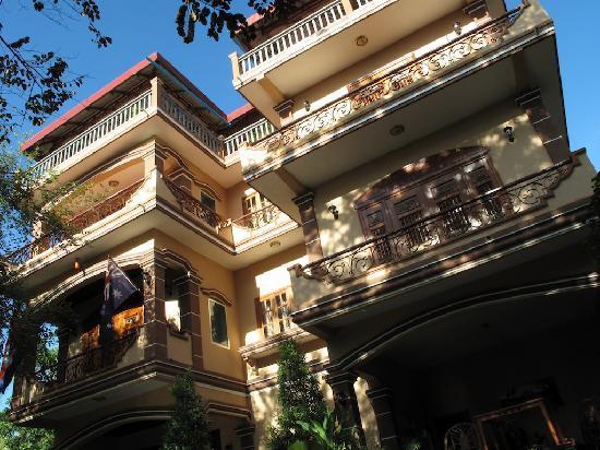 River Village Manor: We had a balcony