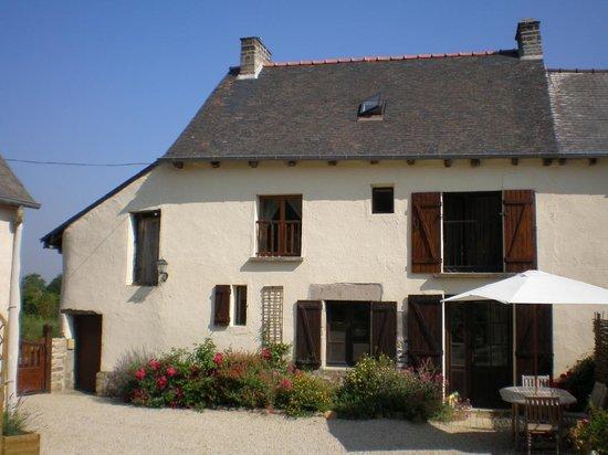 Caulnes, فرنسا: Apple Cottage at Gites by Jewells